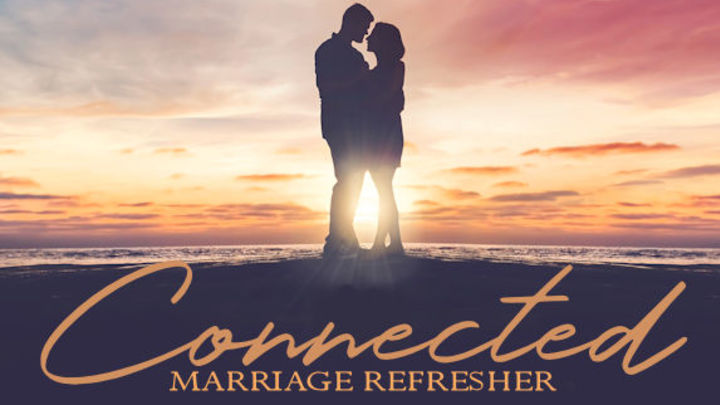 """""""Connected"""" A Marriage Refresher logo image"""