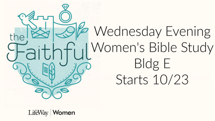 Women's PM: The Faithful logo image