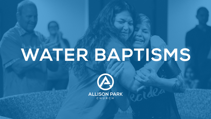 HAMPTON | Water Baptisms logo image