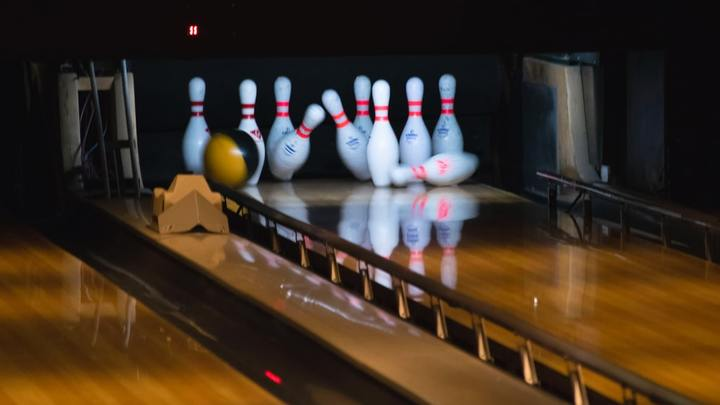 Bowling @ Valley Bowl logo image
