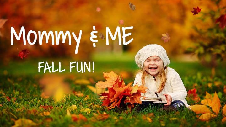 """Mommy & Me """"Fall Fun"""" logo image"""