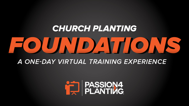 Church Planting Foundations logo image