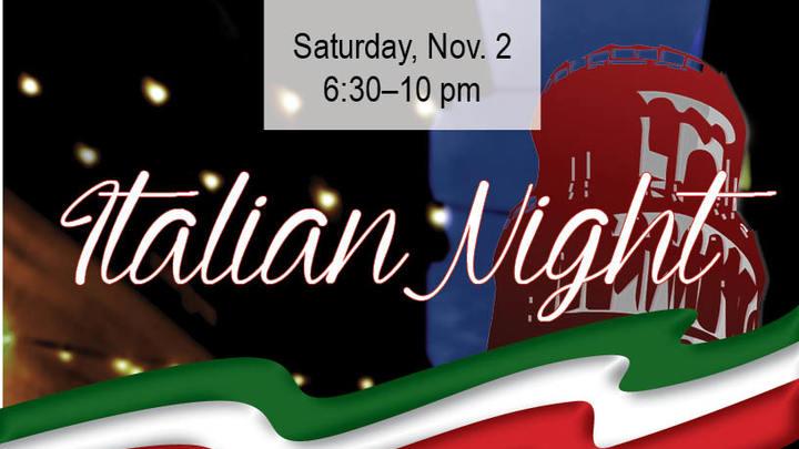 Italian Night logo image