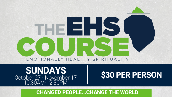 Emotionally Healthy Spirituality  logo image