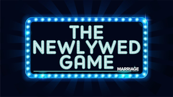 Marriage Ministry- The Newlywed Game logo image