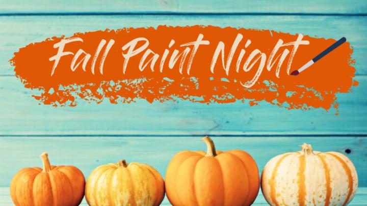 Fall Paint Night logo image