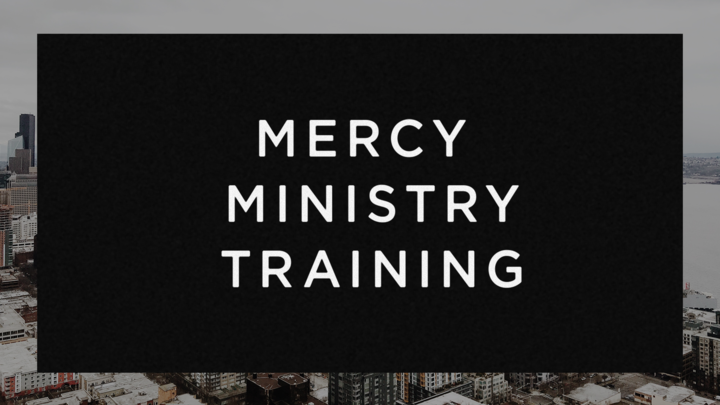 Mercy Ministry Training | Fall 2019 logo image