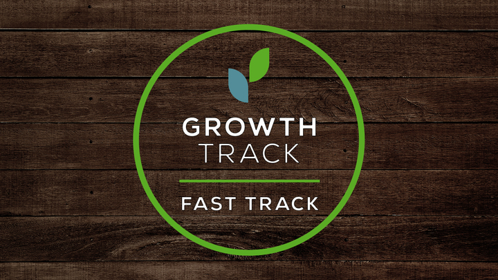 Growth Track - FAST TRACK logo image