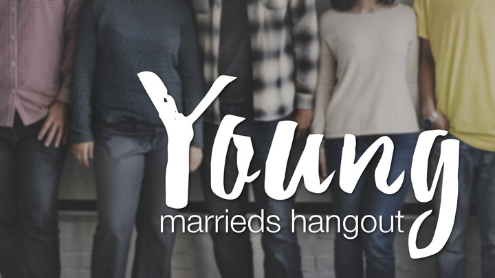October Young Marrieds Hangout logo image