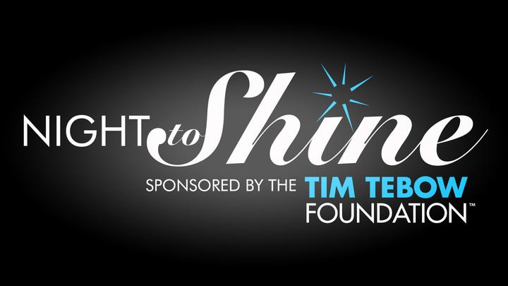 Volunteers: Night To Shine 2020 logo image