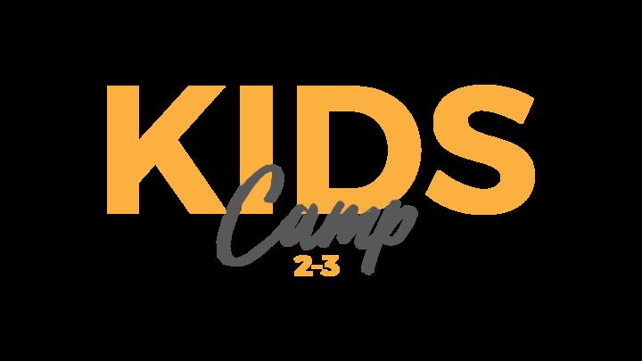 KIDS Camp 2-3 logo image