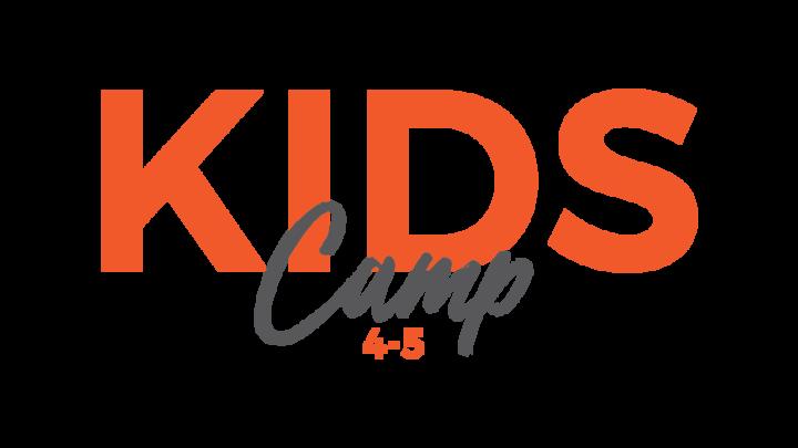 KIDS Camp 4-5 logo image