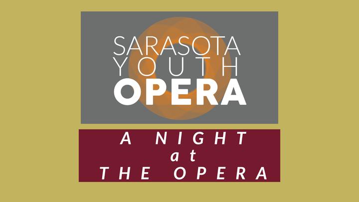 A Night At The Opera logo image