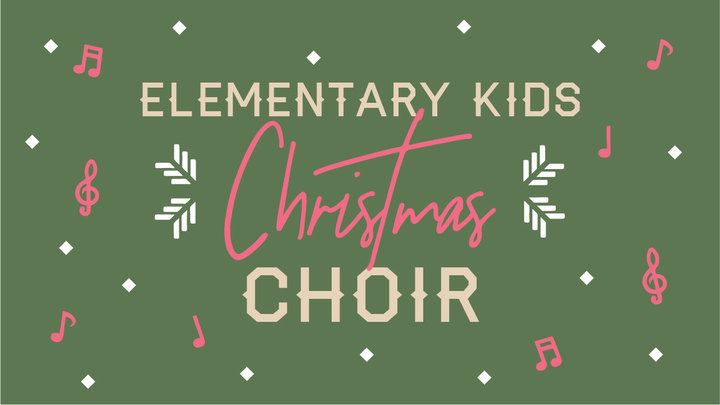 Elementary Kids Christmas Choir logo image