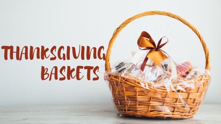 2019 Thanksgiving Basket Volunteers logo image