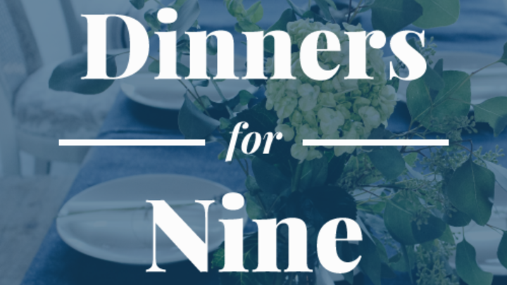 Dinners for 9 logo image