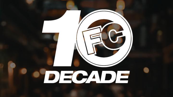 Decade Celebration  logo image