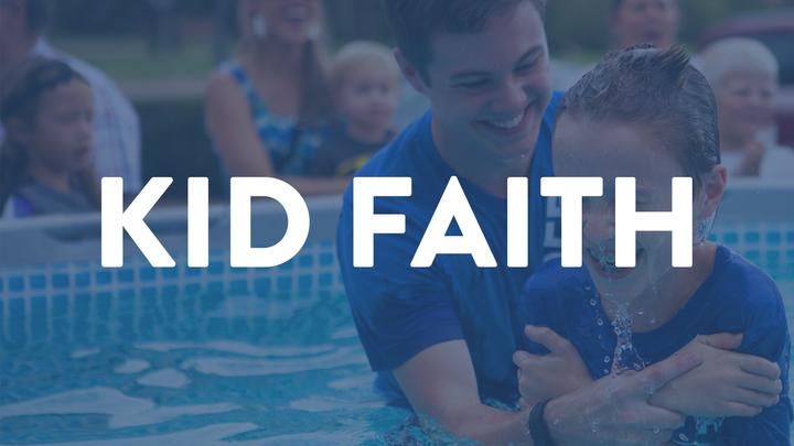 Kid Faith logo image