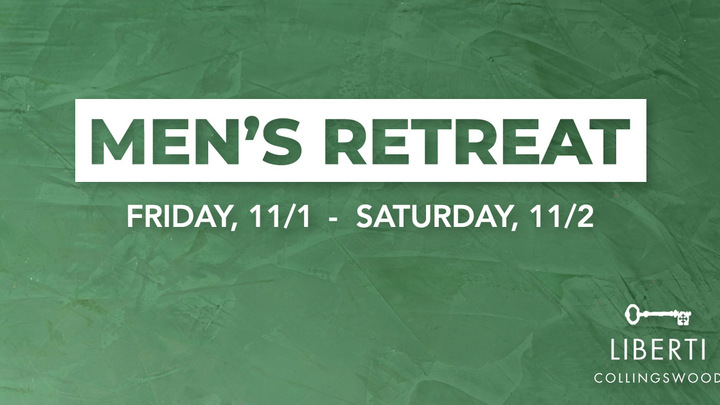 2019 Men's Retreat logo image
