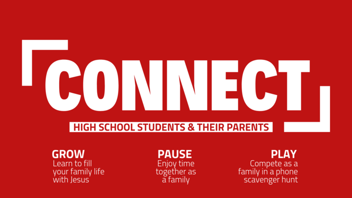 Connect - High School Family Event logo image