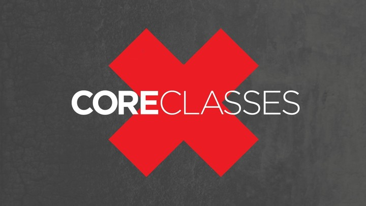 Core Class: Connecting @ Core over 55 logo image