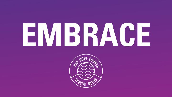 Special Needs Embrace Volunteers -10/19/19 logo image