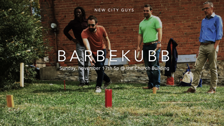 New City Guys Barbekubb logo image