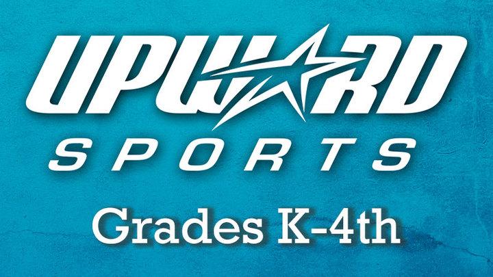 Upward Basketball & Cheerleading - K-4th logo image
