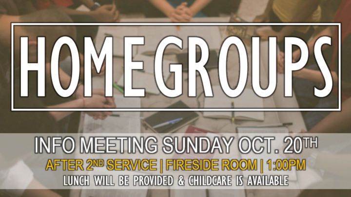 Home Group Info. Meeting logo image