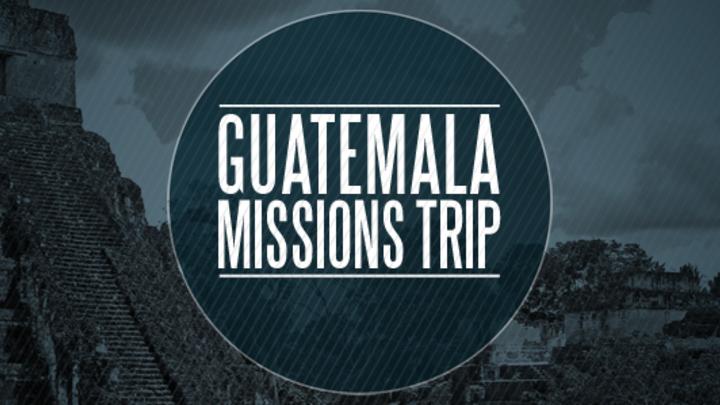 2020 Mission Guatemala logo image