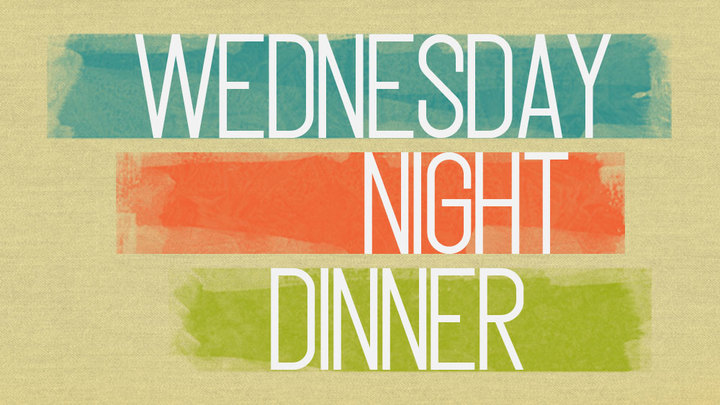 Oct 30th Wed night meal logo image