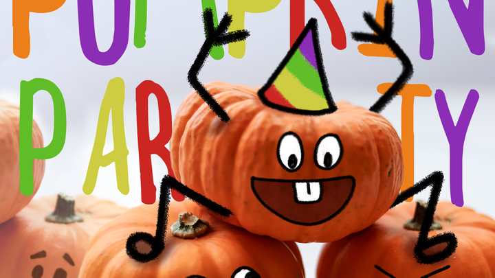 Pumpkin Party logo image