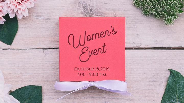 Women's Event logo image
