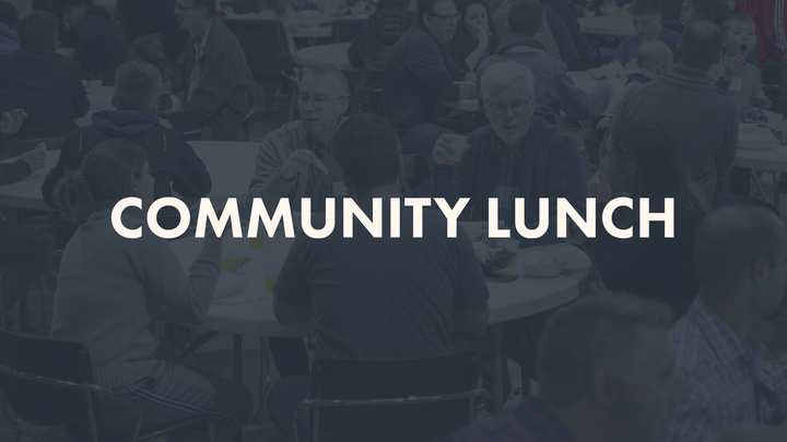 Community Lunch logo image