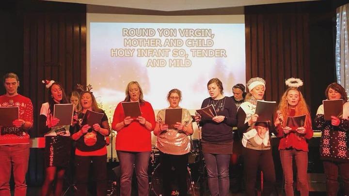 Register Interest - Community Christmas Choir - FC Havant logo image