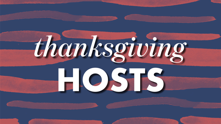 Thanksgiving Host Sign-Up logo image