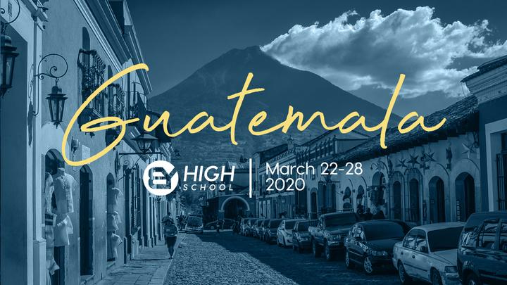 Berean Youth High School 2020 Guatemala Mission Trip logo image