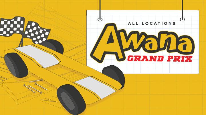 AWANA Grand Prix Car Kit logo image