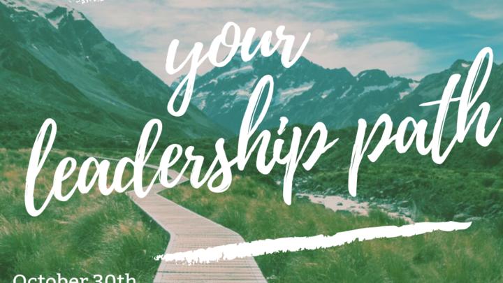 Pathways to Leadership logo image