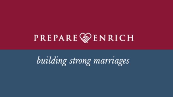 """Prepare-Enrich"" Marriage Mentor Training logo image"