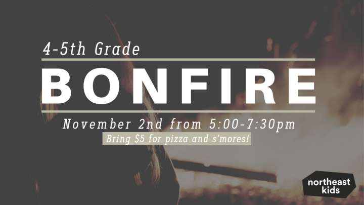 [4-5th] BONFIRE logo image