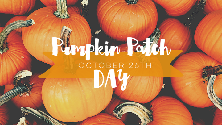 Pumpkin Patch Day (JHxHS) logo image