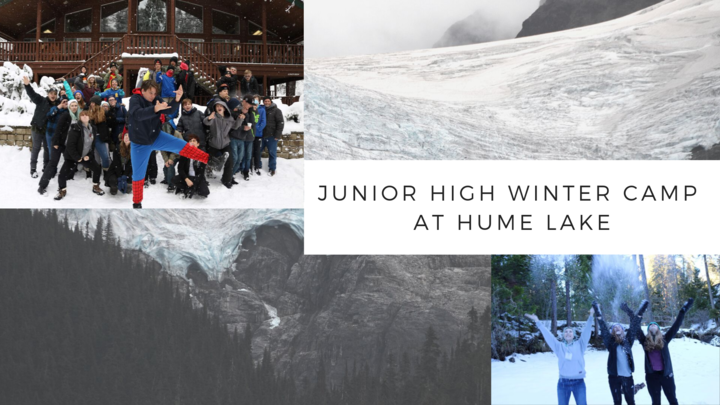 Junior High Winter Camp 2020 logo image