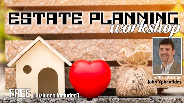 Estate Planning Workshop logo image