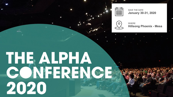 ALPHA USA CONFERENCE 2020 logo image