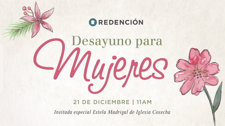 Christmas Brunch - Spanish Women's Ministry logo image