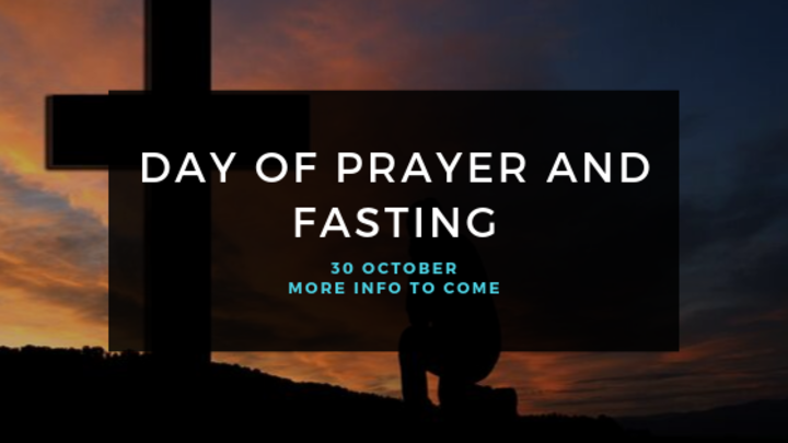 Day of Prayer and Fasting logo image