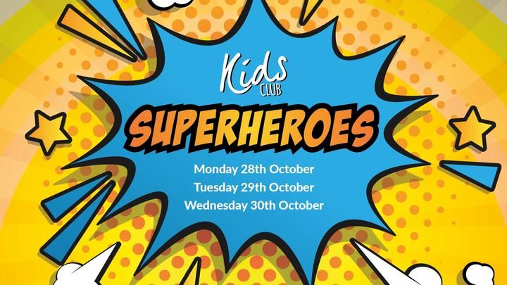Half-Term Kids Club (October 2019) - DAY 1 OF 3 logo image
