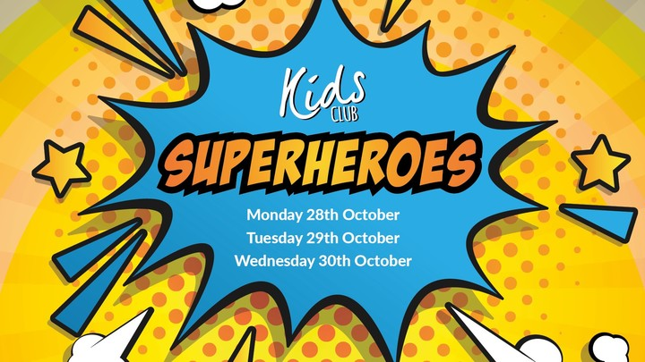Half-Term Kids Club (October 2019) - DAY 3 OF 3 logo image