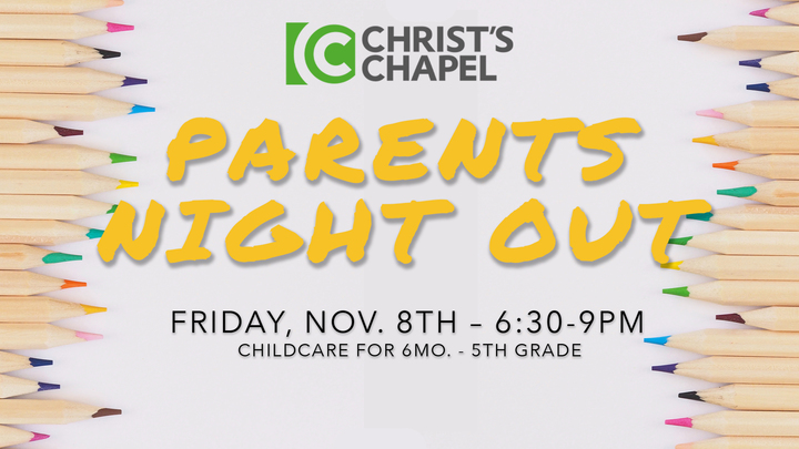 Parents Night Out logo image